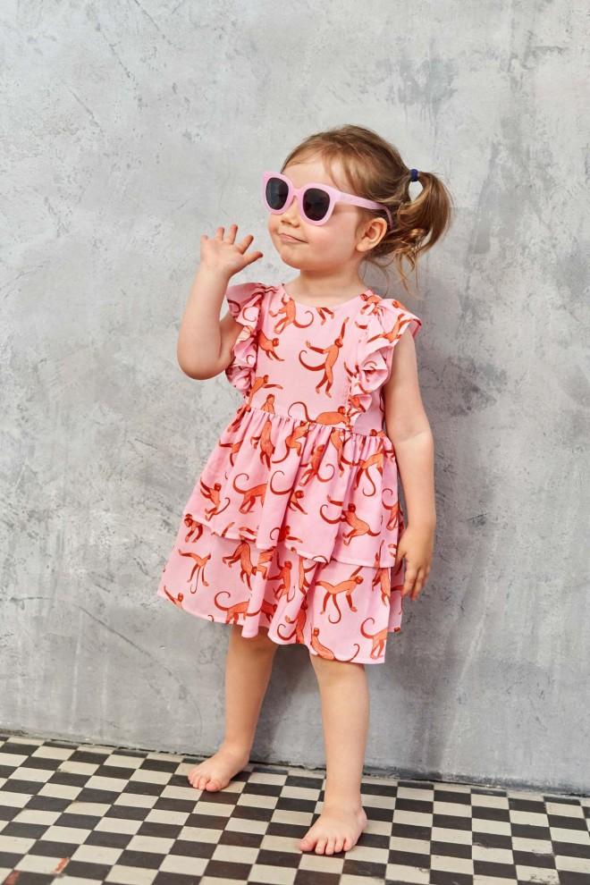 sukienka LITTLE MONKEY